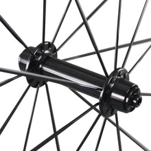 Load image into Gallery viewer, 700C 24mm carbon clincher wheels ready - hulkwheels