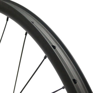 29er 24mm width 23.5mm mountain bike wheelsets - hulkwheels