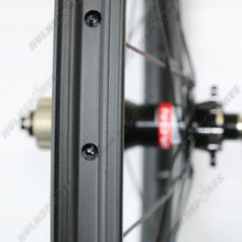 Load image into Gallery viewer, MTB carbon wheels 25mm depth hookless wheelset T700 carbon wheels - hulkwheels