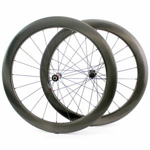 Dimple Carbon Wheel DT240S Hub 700c Road Bike Wheelset 45/50/58/80mm Clincher