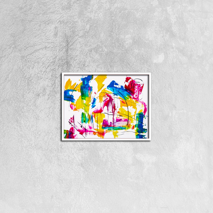 Canvas Prints - Abstract Wall Art #3