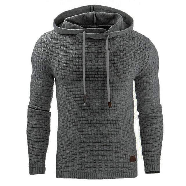 Men's Slim Sport Hoodies