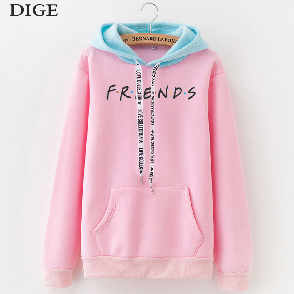 """Friends"" Women's Hoodie/Sweatshirt"