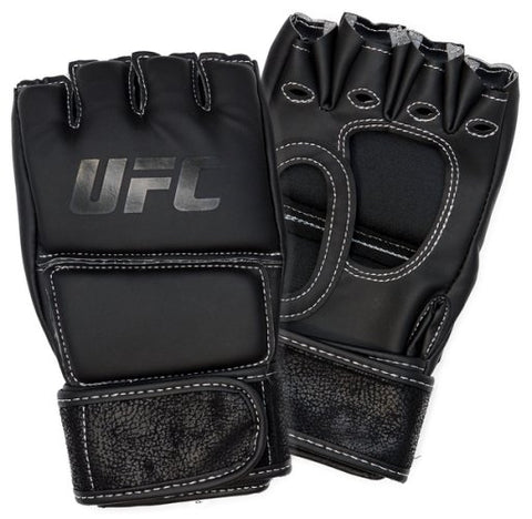 UFC Open Palm Gloves Black
