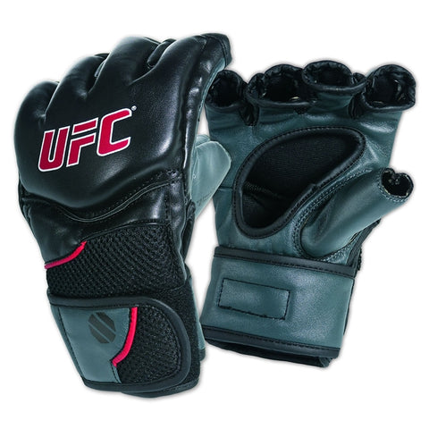 UFC Gel Adult Hand Wraps Black