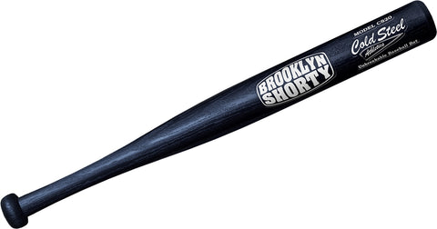 Cold Steel Brooklyn Shorty Baseball Bat-Black