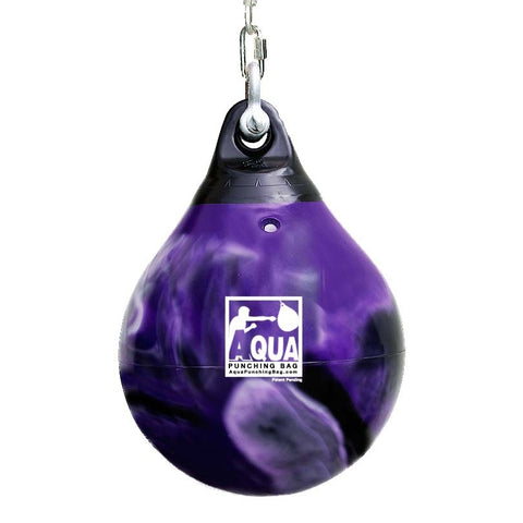 Aqua Energy Training Bag 75lb-Purple-15 inch