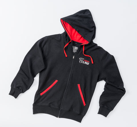 Hoodie Long Sleeve Zip Up
