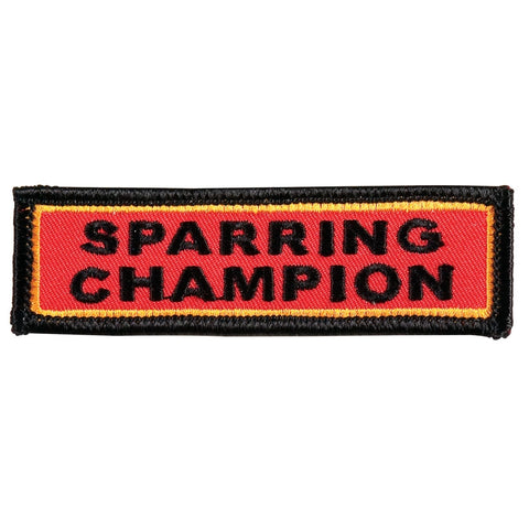 Century Sparring Champion Patch