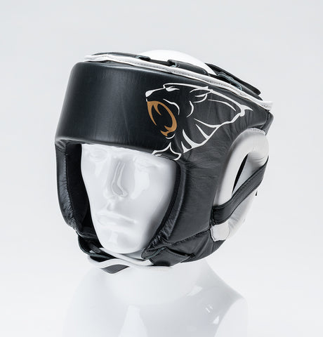 Club Sparring Headguard Leather