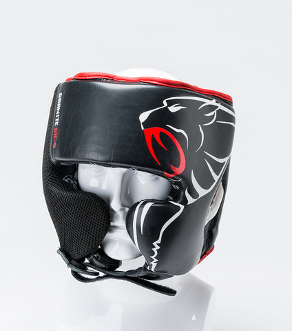 Headguard Leather