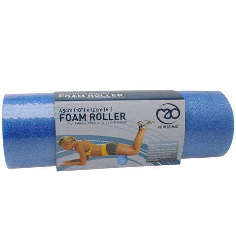 Fitness Mad Foam Roller 18""