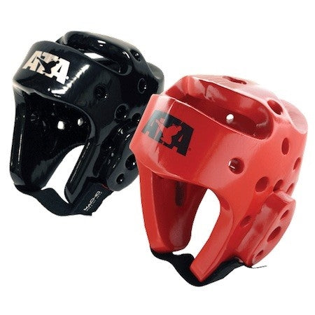 Macho ATA Dyna Head Guard Black