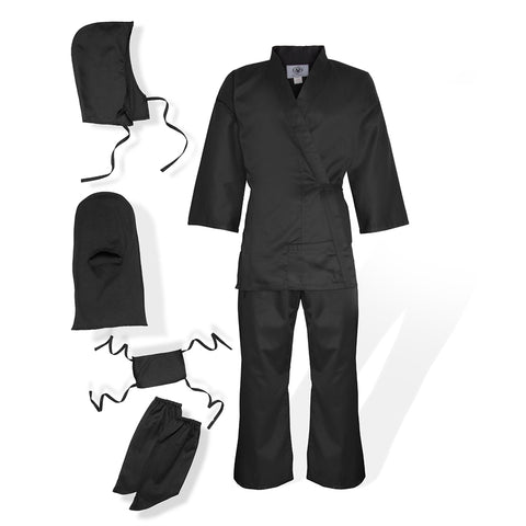 Bytomic Ninja Uniform Adult