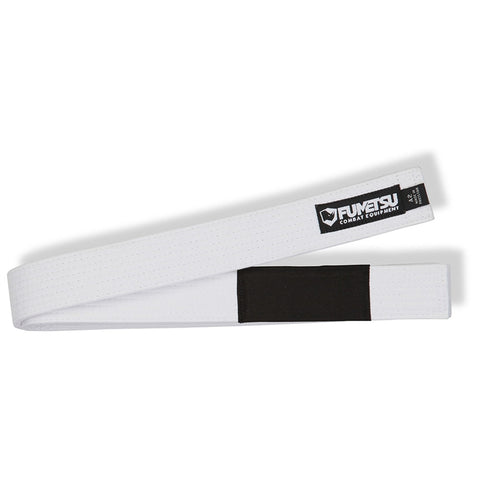 Fumetsu Ranked BJJ Adult Belt White - 10 Pack