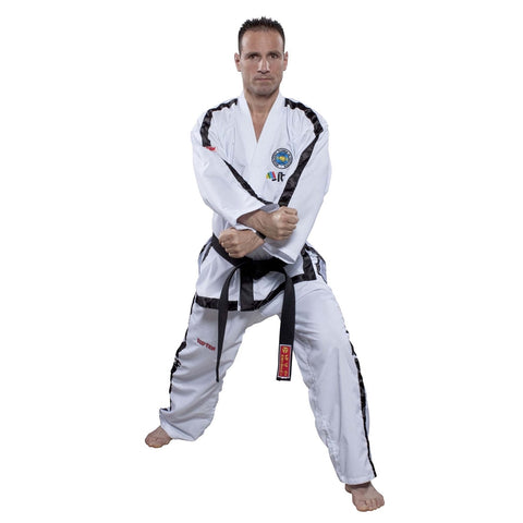 Top Ten ITF Diamond Master Instructor Uniform