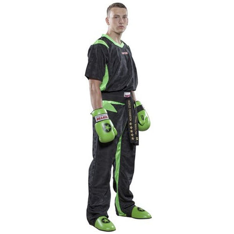 Top Ten Mesh Neon Uniform