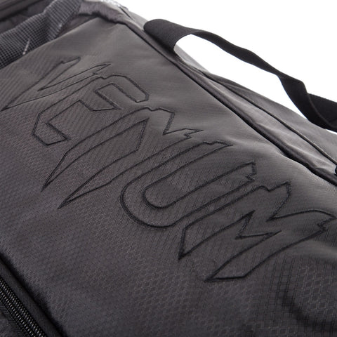 Venum Trainer Light Sport Bag Black/Black