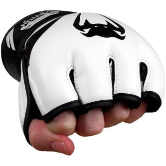 Venum Attack MMA Gloves White/Black