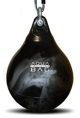 "Aqua Energy 15"" Training Bag UK Black/Silver"