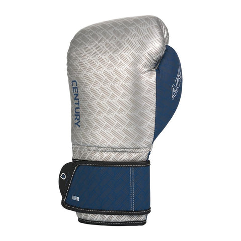 Century Brave Boxing Gloves Silver/Navy