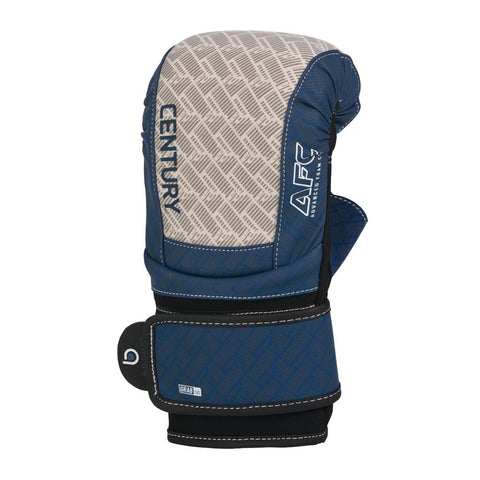 Century Brave Neoprene Bag Gloves Silver/Navy
