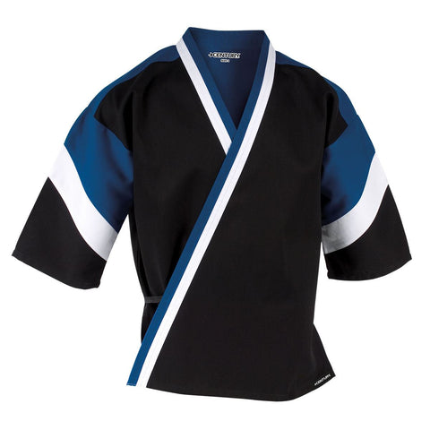 Century Tri Colour Traditional Team Uniform Black/Blue