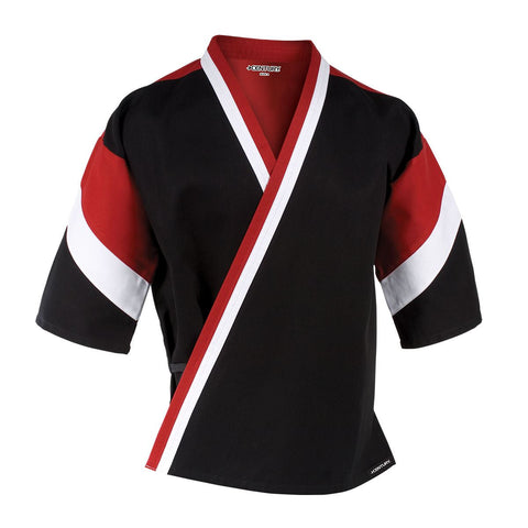 Century Tri Colour Traditional Team Uniform Black/Red
