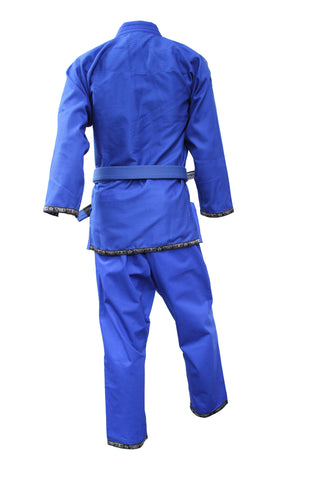 Top Ten Easy BJJ Gi Blue