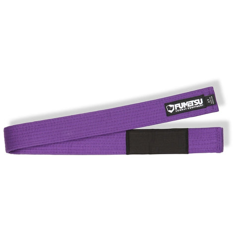 Fumetsu Ranked BJJ Adult Belt Purple - 10 Pack