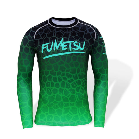 Fumetsu Elements Earth Long Sleeve Rash Guard