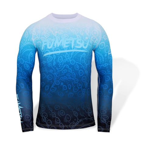 Fumetsu Elements Water Long Sleeve Rash Guard