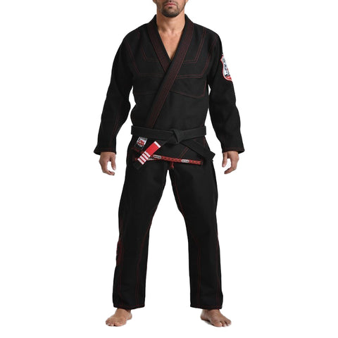 GR1PS  Cali 99 BJJ Gi Black