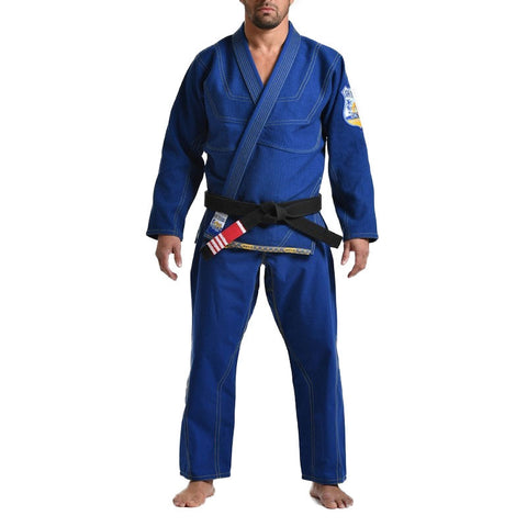 GR1PS  Cali 99 BJJ Gi Royal Blue