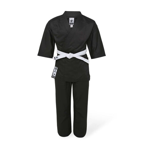 Bytomic Ronin 8.5oz Middleweight Student Uniform Black Kids