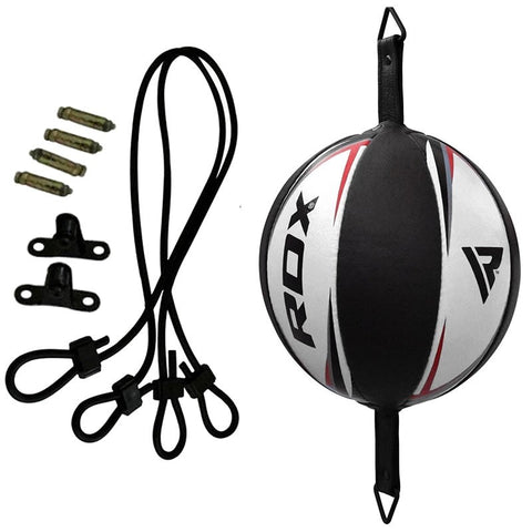 RDX R3 Floor to Ceiling Ball & Rope White
