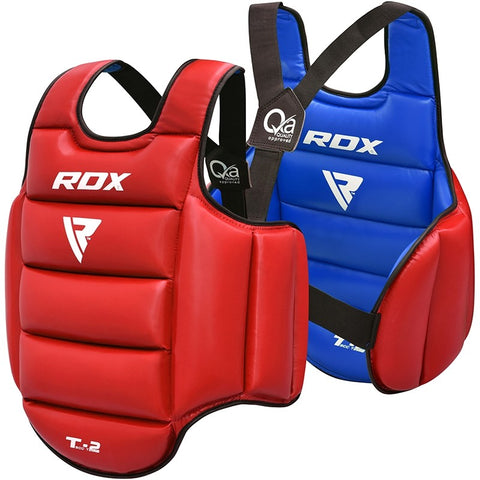 RDX T2 Taekwondo Chest Guard