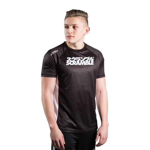 Scramble Technical Training Top Black