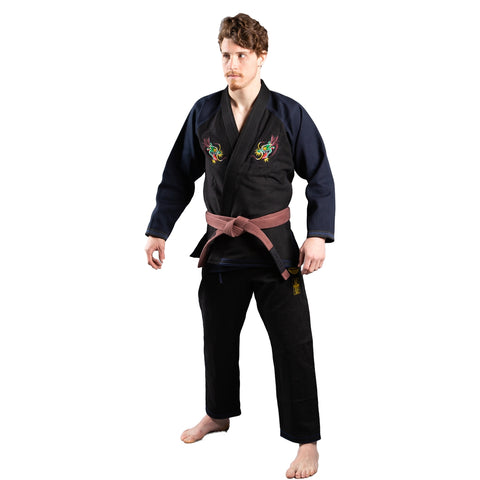 Scramble Sukajan Dragon BJJ Gi
