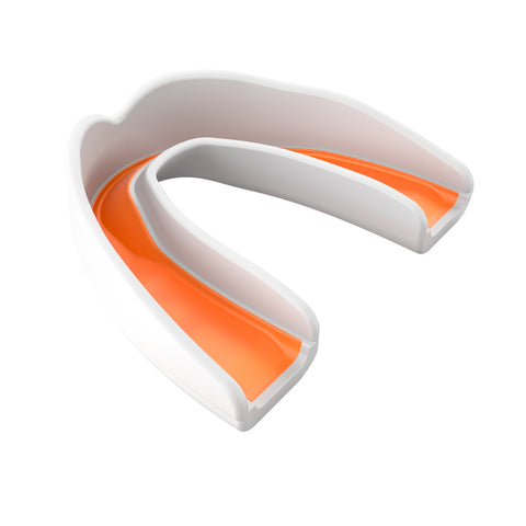 Shock Doctor Multi Sport Mouthguard White/Orange