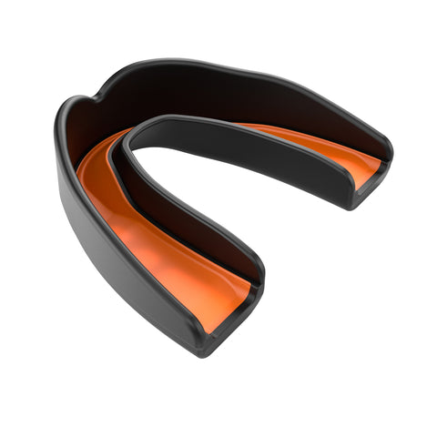 Shock Doctor Multi Sport Mouthguard Black/Orange
