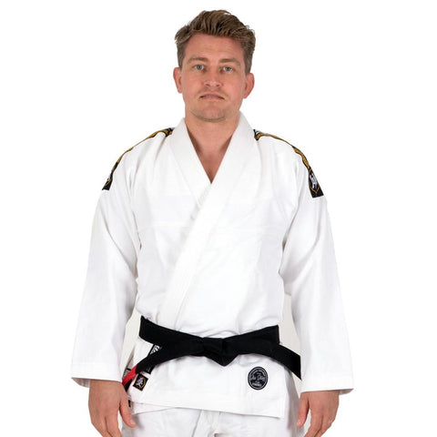 Tatami Fightwear Nova Absolute BJJ Gi White