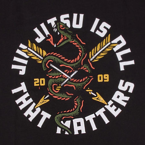 Tatami Fightwear Jiu Jitsu Is All That Matters T-Shirt