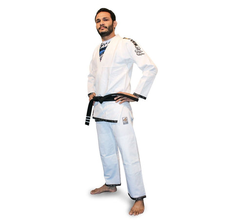Top Ten Easy BJJ Gi White