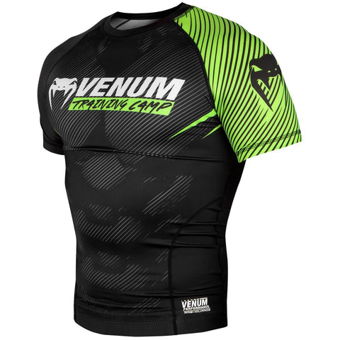 Venum Training Camp 2.0 Short Sleeve Rash Guard