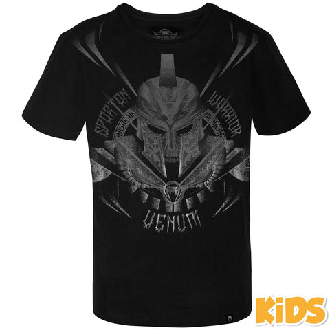 Venum Gladiator Kids T-Shirt Black/Black