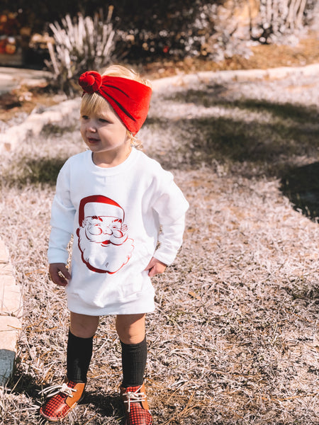 CLASSIC SANTA TODDLER SWEATSHIRT