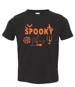 Spooky Vibes KIDS T-Shirt