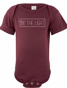 BE THE LIGHT BODYSUIT