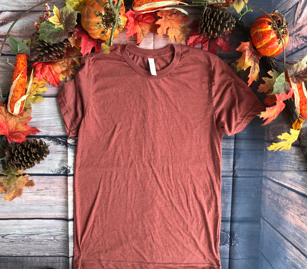 Pumpkin Spice Everything Nice Unisex Short Sleeve